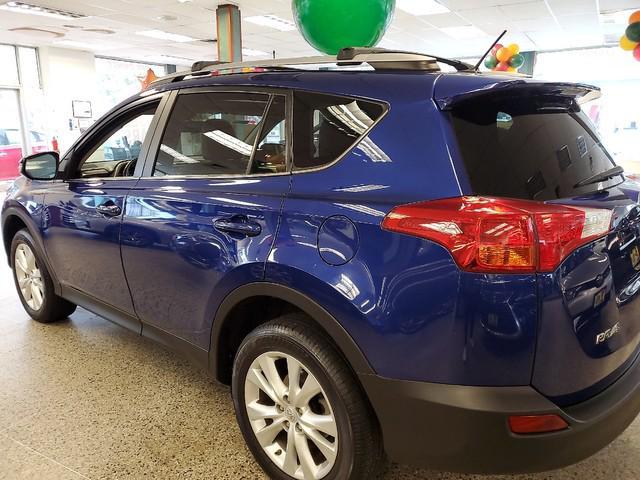 2015 Toyota Rav4 Limited 5