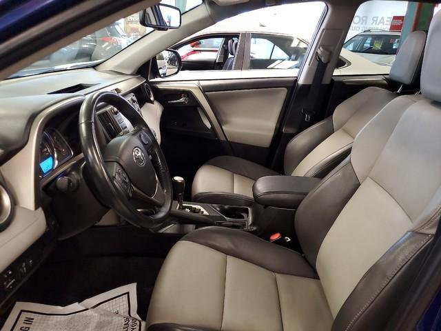2015 Toyota Rav4 Limited 13