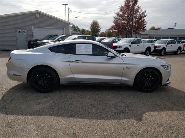 2018 Ford Mustang ECOBOOST Convertible Slide