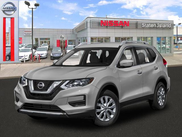 2020 Nissan Rogue S [5]