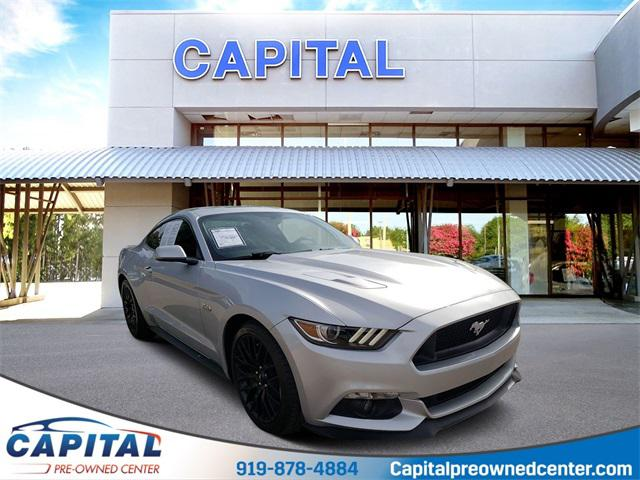 2018 Ford Mustang  2D Convertible Raleigh NC