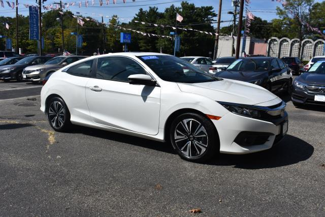 2017 Honda Civic Coupe EX-T 2dr Car Slide