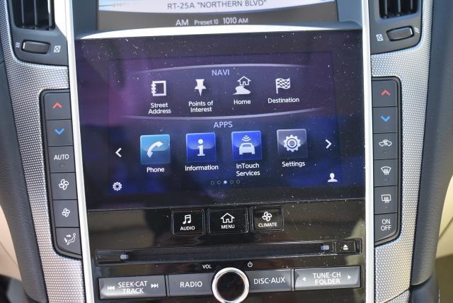 2016 INFINITI Q50 4dr Sdn 3.0t Premium AWD 21