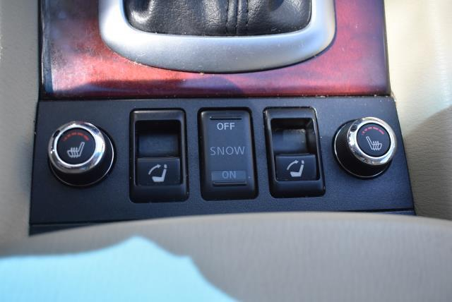 2016 INFINITI QX50 AWD 4dr 23