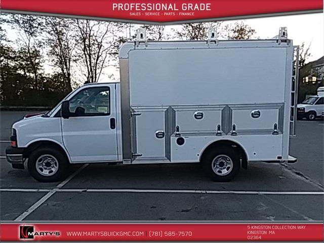 2019 GMC Savana Cutaway 3500