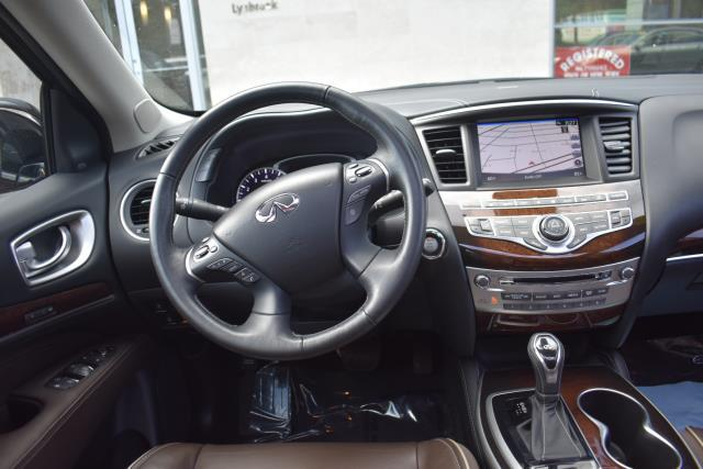 2019 INFINITI QX60 LUXE AWD 10