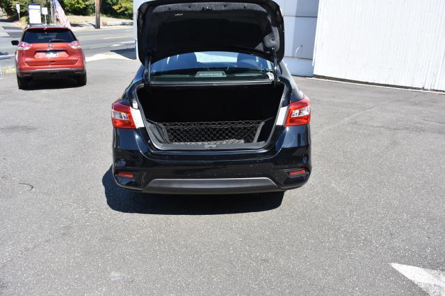 2016 Nissan Sentra 4dr Sdn I4 CVT S 8