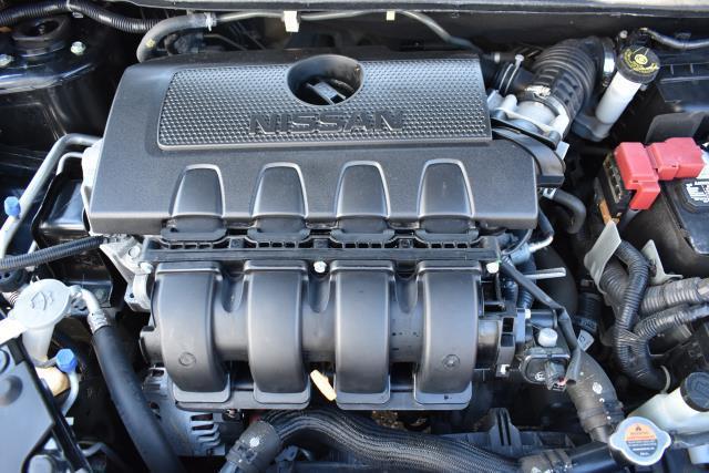 2016 Nissan Sentra 4dr Sdn I4 CVT S 9