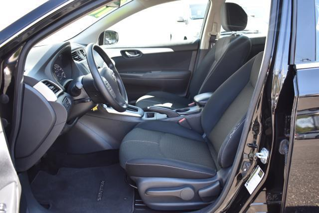 2016 Nissan Sentra 4dr Sdn I4 CVT S 13