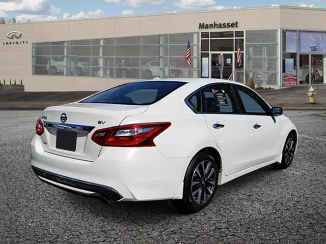2016 Nissan Altima 4dr Sdn I4 2.5 SV 3