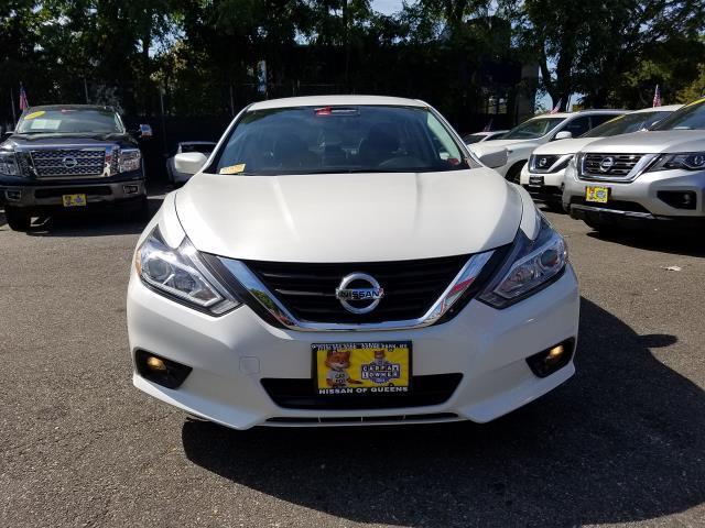 2016 Nissan Altima 4dr Sdn I4 2.5 SV 7