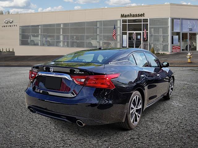 2017 Nissan Maxima Platinum 3.5L 3