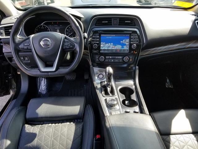 2017 Nissan Maxima Platinum 3.5L 13