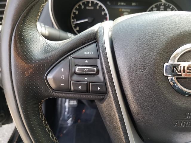 2017 Nissan Maxima Platinum 3.5L 19