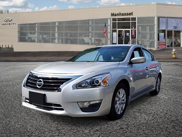 2015 Nissan Altima 4dr Sdn I4 2.5 S 0