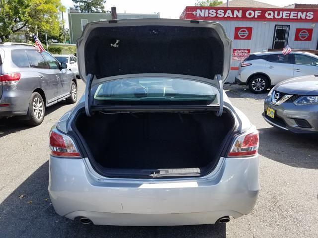 2015 Nissan Altima 4dr Sdn I4 2.5 S 4
