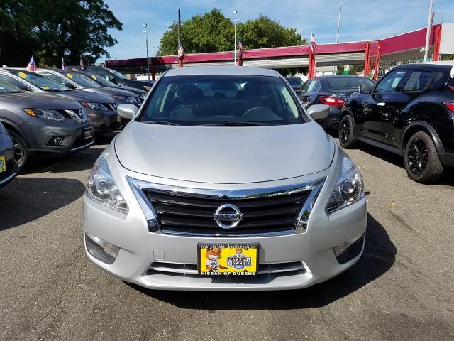 2015 Nissan Altima 4dr Sdn I4 2.5 S 6