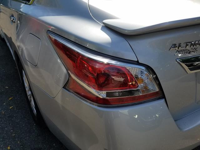 2015 Nissan Altima 4dr Sdn I4 2.5 S 8