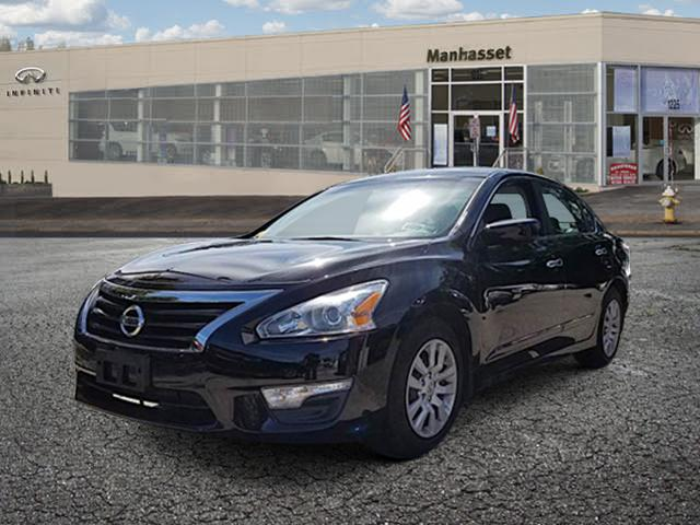 2015 Nissan Altima 4dr Sdn I4 2.5 S 0