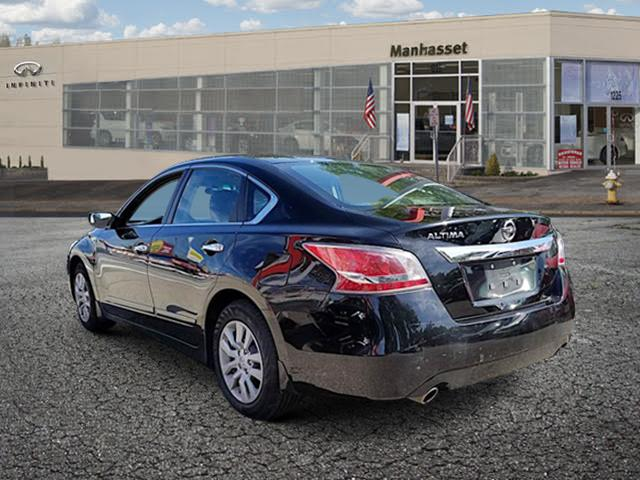 2015 Nissan Altima 4dr Sdn I4 2.5 S 2