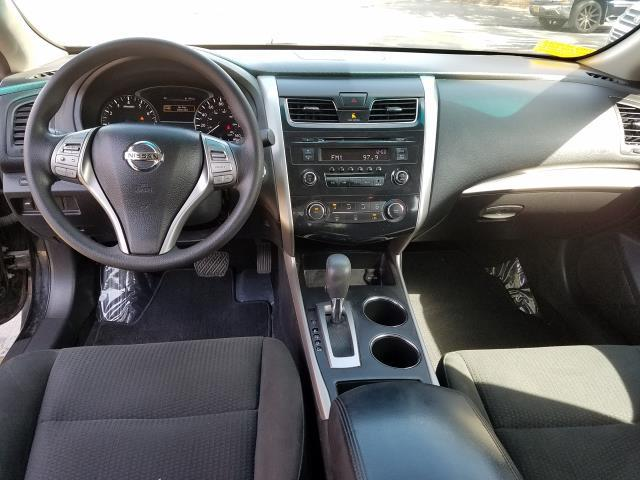 2015 Nissan Altima 4dr Sdn I4 2.5 S 12