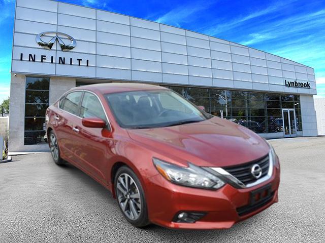 2017 Nissan Altima 2.5 SR [7]