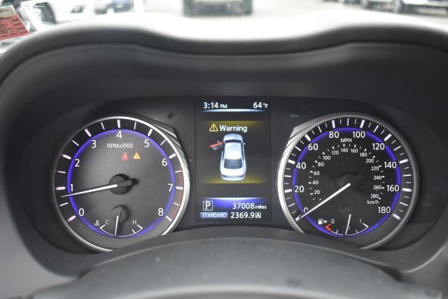 2016 INFINITI Q50 4dr Sdn 2.0t Premium AWD 14