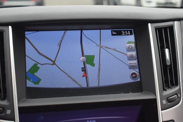 2016 INFINITI Q50 4dr Sdn 2.0t Premium AWD 16
