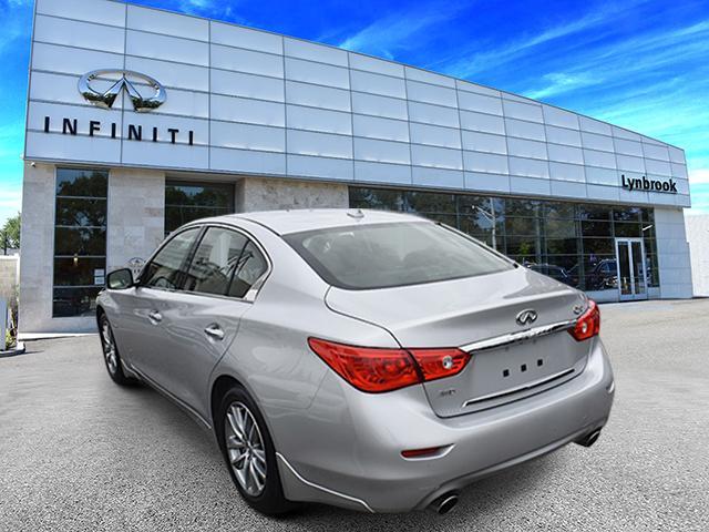 2016 INFINITI Q50 2.0t Premium 2