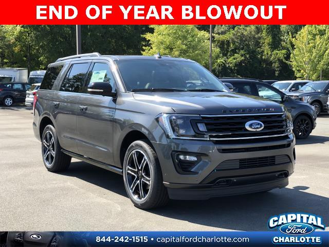 Magnetic Metallic 2019 Ford Expedition LIMITED 4D Sport Utility Charlotte NC