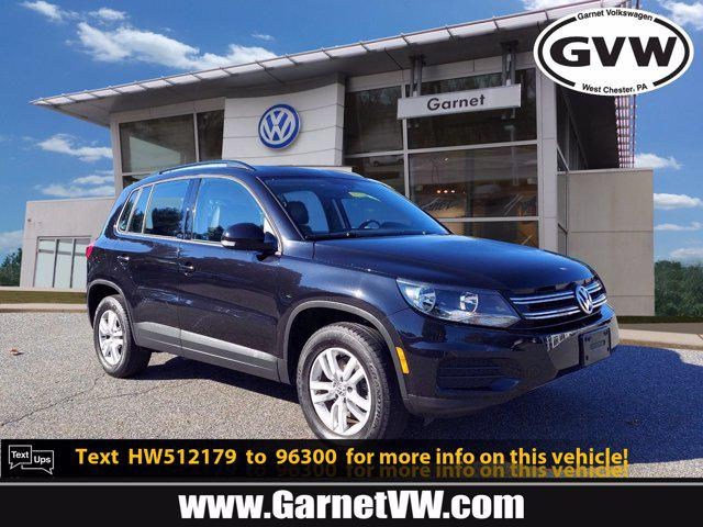 2017 Volkswagen Tiguan S for sale in West Chester, PA