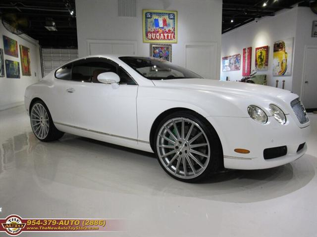 used vehicle - Coupe Bentley Continental 2005