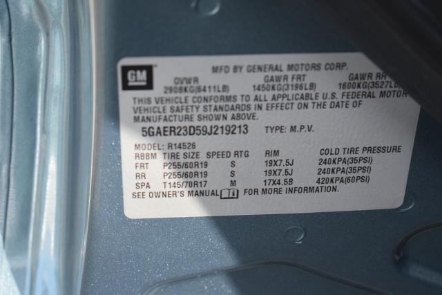 2009 Buick Enclave FWD 4dr CXL 16