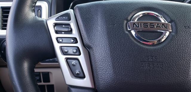 2016 Nissan Titan Xd 4WD Crew Cab SL Diesel 23