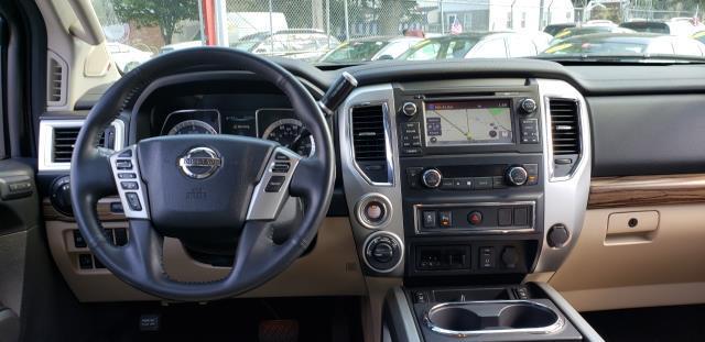 2016 Nissan Titan Xd 4WD Crew Cab SL Diesel 13