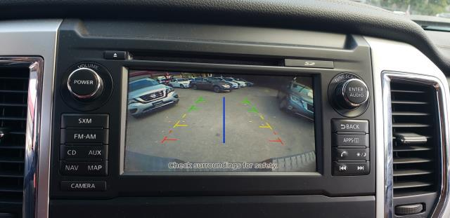 2016 Nissan Titan Xd 4WD Crew Cab SL Diesel 26