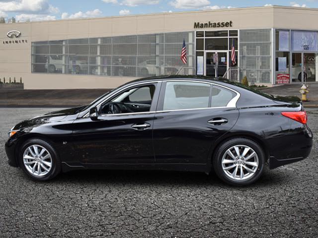2015 INFINITI Q50 4dr Sdn Premium AWD 0