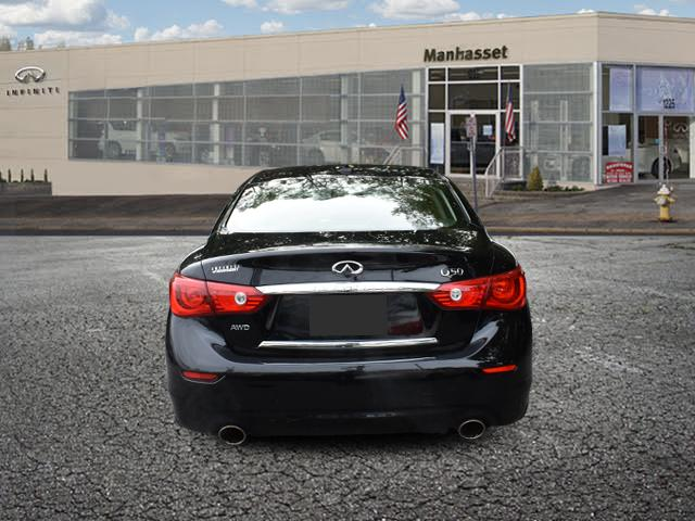 2015 INFINITI Q50 4dr Sdn Premium AWD 3
