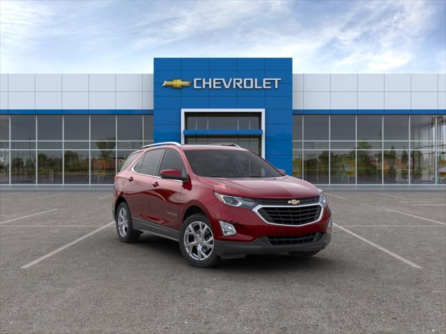 2020 Chevrolet Equinox LT SUV Slide