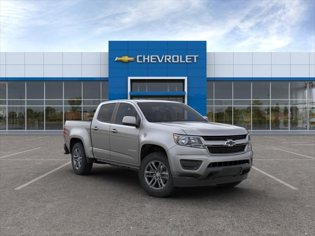 Silver Ice Metallic 2020 Chevrolet Colorado 4WD WORK TRUCK Short Bed Huntington NY