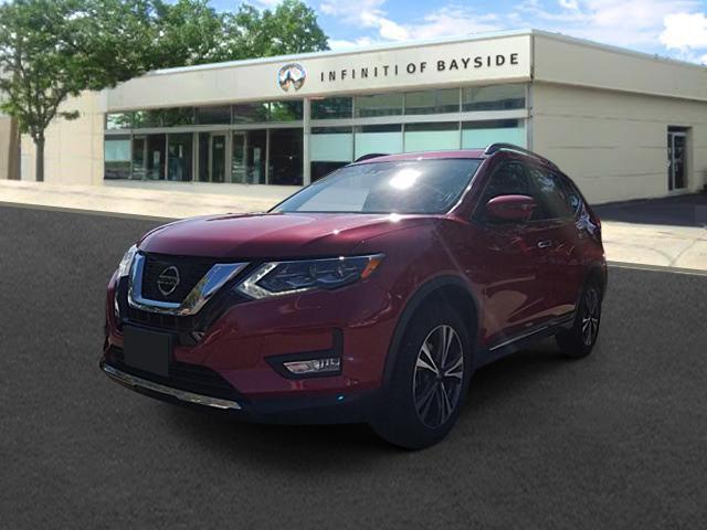 2017 Nissan Rogue SL 0