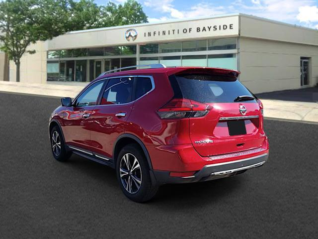 2017 Nissan Rogue SL 2