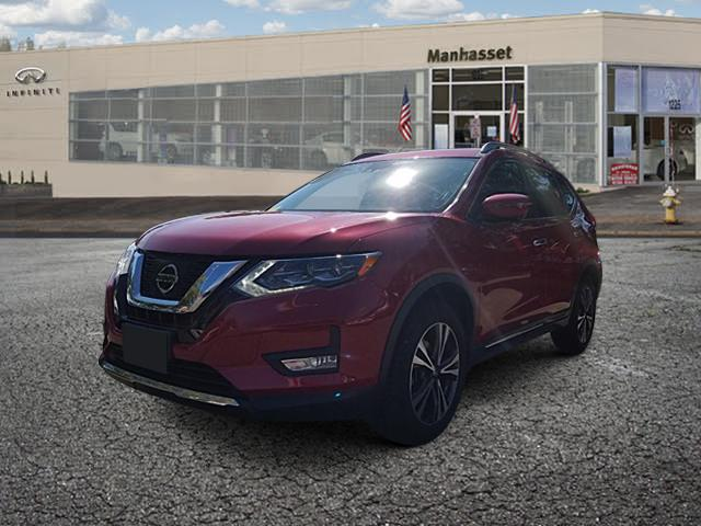2017 Nissan Rogue AWD SL 0