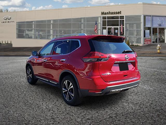 2017 Nissan Rogue AWD SL 2