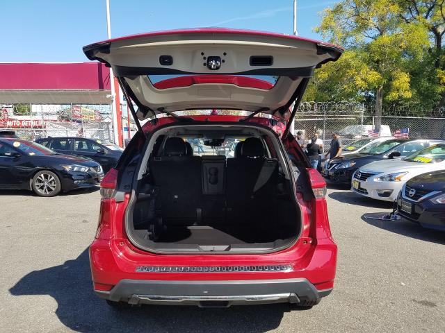 2017 Nissan Rogue AWD SL 5