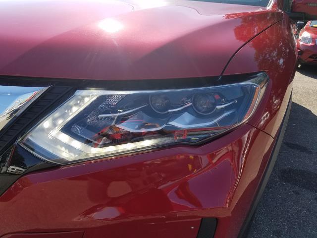 2017 Nissan Rogue AWD SL 8