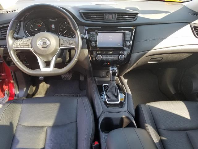 2017 Nissan Rogue AWD SL 13