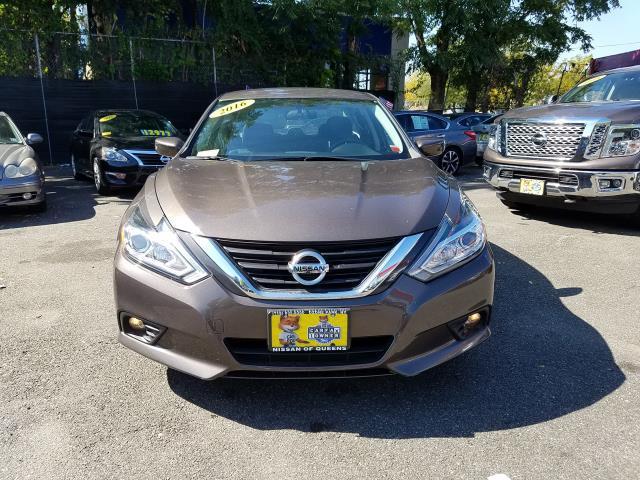 2016 Nissan Altima 4dr Sdn I4 2.5 SV 6