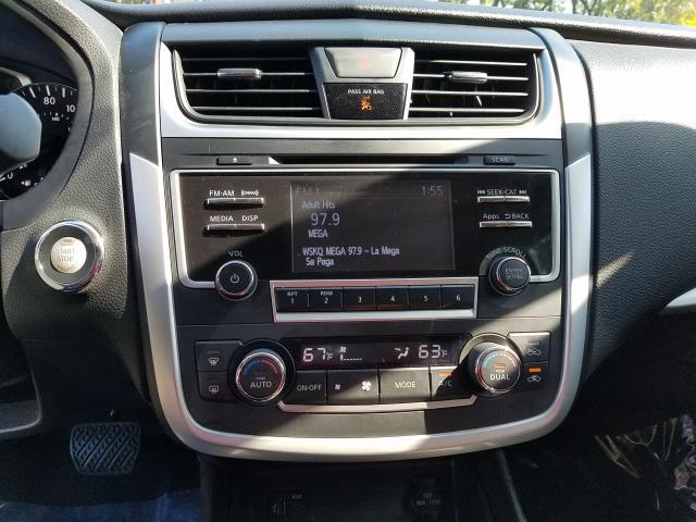 2016 Nissan Altima 4dr Sdn I4 2.5 SV 25