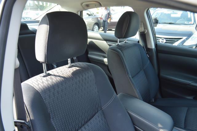 2016 Nissan Altima 4dr Sdn I4 2.5 SV 15